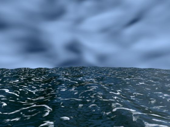 Моделирование морских и океанских волн